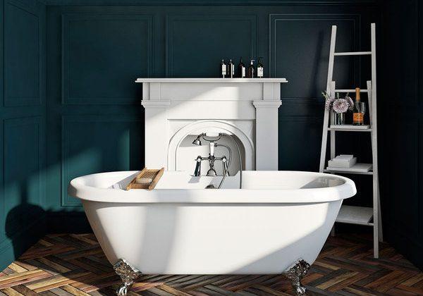 The Bath Co. Dulwich roll top bath