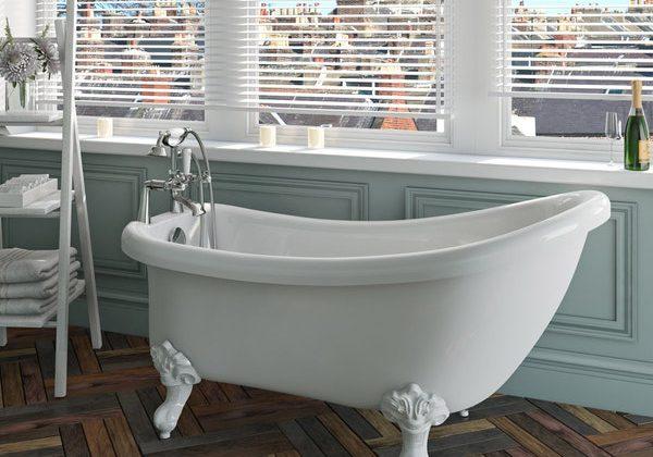 The Bath Co. Winchester roll top bath